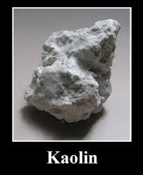 kaolin的图片释义。 如果您认为该图片不合适,可以上传新图片来帮助我们改进