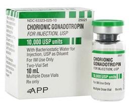 human chorionic gonadotropin的图片释义。 如果您认为该图片不合适,可以上传新图片来帮助我们改进