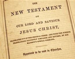 New Testament的图片释义。 如果您认为该图片不合适,可以上传新图片来帮助我们改进