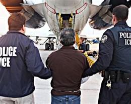 deportation的图片释义。 如果您认为该图片不合适,可以上传新图片来帮助我们改进