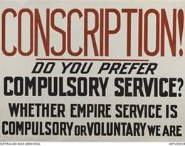 conscription的图片释义。 如果您认为该图片不合适,可以上传新图片来帮助我们改进