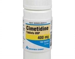 cimetidine的图片释义。 如果您认为该图片不合适,可以上传新图片来帮助我们改进