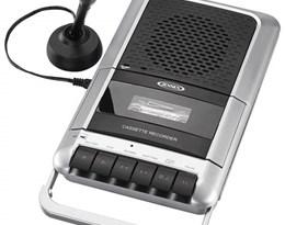 cassette recorder的图片释义。 如果您认为该图片不合适,可以上传新图片来帮助我们改进