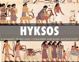 Hyksos的图片释义。 如果您认为该图片不合适,可以上传新图片来帮助我们改进