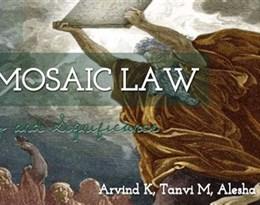 Mosaic law的图片释义。 如果您认为该图片不合适,可以上传新图片来帮助我们改进