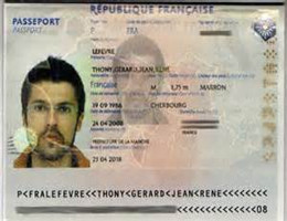 passeport的图片释义。 如果您认为该图片不合适,可以上传新图片来帮助我们改进